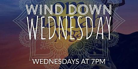 Wind Down Wednesday Yoga tickets