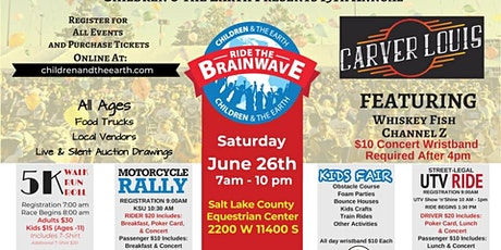 Ride the Brainwave 2021 tickets