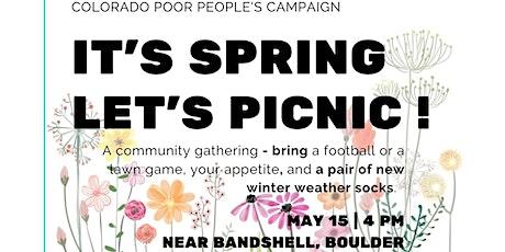 Picnic Event - Community Conversation Series - Jefferson/Boulder tickets