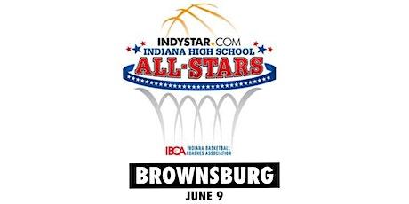 2021 Junior Senior Indiana All-Star Game tickets