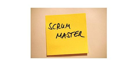 4 Weeks Scrum Master Training Course in Haddonfield tickets