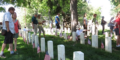 Memorial Day Tour of the Soldiers' Home National Cemetery 2021 tickets