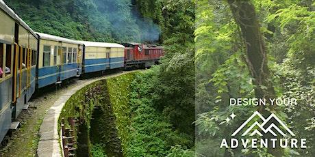 Design Your Adventure - 5 WEEK EXPEDITION entradas