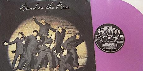 Virtual Tuesday Night Record Club: Paul McCartney & Wings, Band on the Run tickets