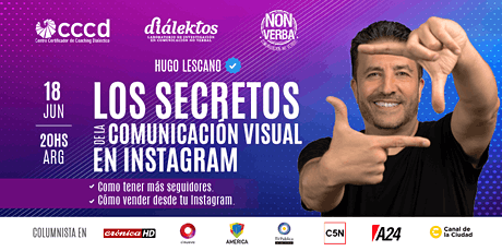 Los Secretos de la Comunicación Visual en Instagram entradas