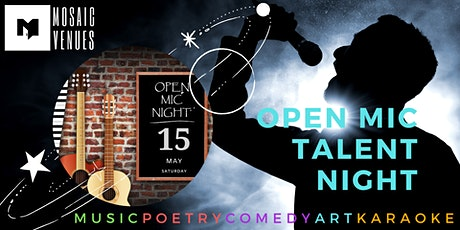 Open Mic Talent Night tickets
