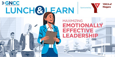Lunch & Learn: Maximizing Emotionally Effective Leadership tickets