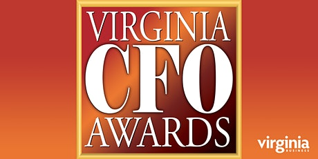 The Virginia Business CFO Awards tickets