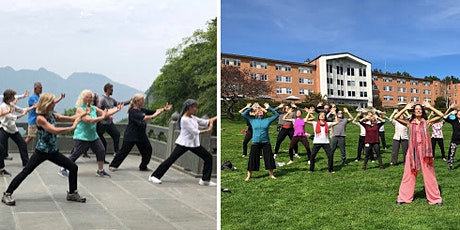 10 week online Qigong Infused Yoga Teacher Training Program tickets