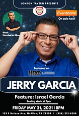 HBO Comedian Jerry Garcia tickets