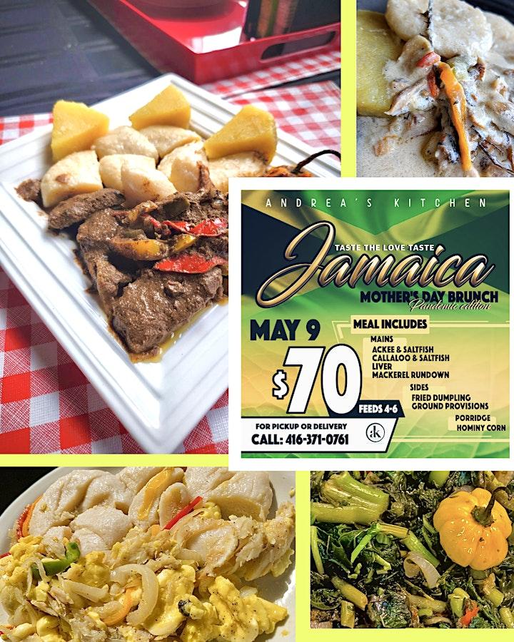 Taste The Love, Taste Jamaica Mother's Day Brunch image