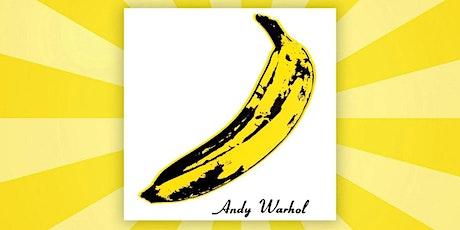 Virtual Tuesday Night Record Club: Velvet Underground & Nico tickets