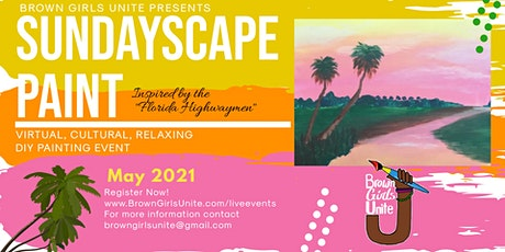 SUNDAYscape Virtual Paint tickets