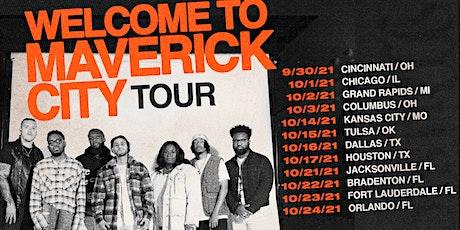 Welcome To Maverick City   Grand Rapids, MI tickets