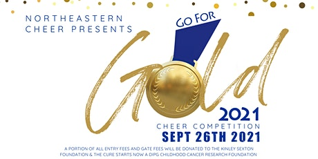 Go for Gold | Northeastern Cheer Competition tickets