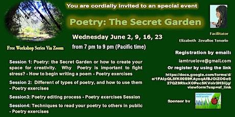 Poetry: The Secret Garden tickets
