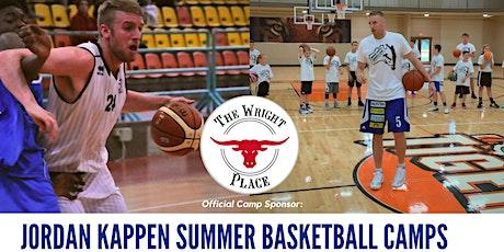Jordan Kappen BRF Summer Basketball Camp: 4th - 9th Grade tickets