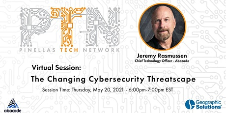 The Changing Cybersecurity Threatscape tickets