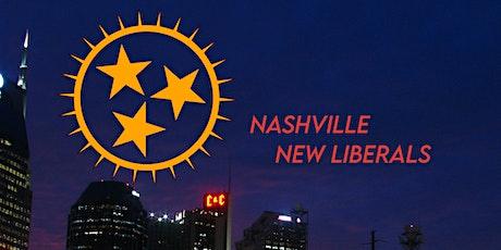 Nashville New Liberals Digital Interest Meeting + Relaunch tickets