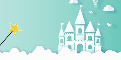 FAMILY: The Magic of Isaiah & Fairy Tales tickets