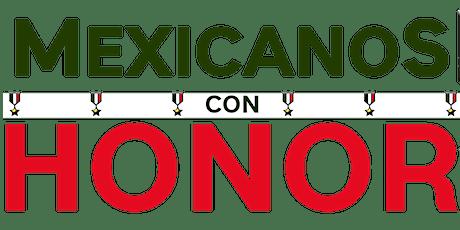 Conoce el programa Mexicanos con Honor entradas