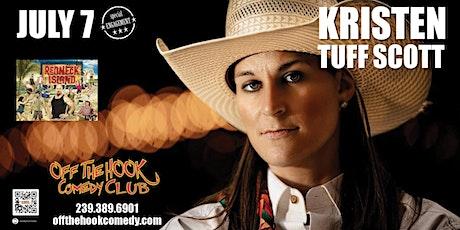 Kristen Tuff Scott Musical Comedy Tour live  in Naples, Florida tickets
