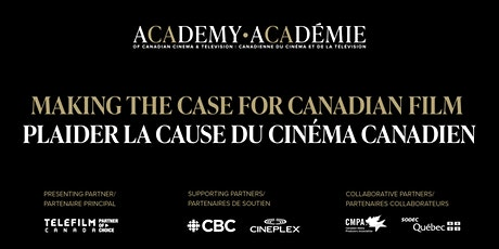 Making the Case for Canadian Film Panel #2: Lessons from the World tickets