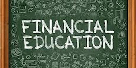 Free Financial Literacy tickets