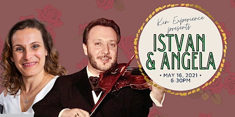 En Concert: Istvan Lakatos & Angela Bardosh billets