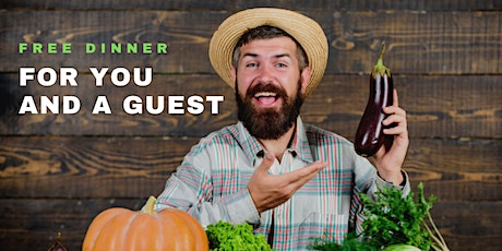 Natural Health Solutions   FREE Dinner Event with Dr. Joshua Darrah, DC tickets