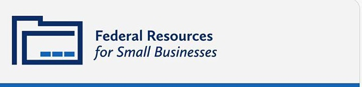 US Small Business Administration & IRS present: Fed Resources for Small Biz image