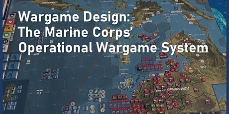 Wargame Design: The Marine Corps' Operational Wargame System tickets