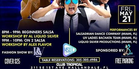Salsaholics Summer Bash tickets