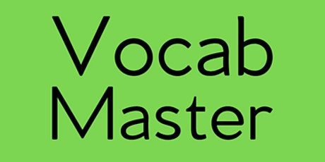 Vocab Master  2021 Prospect ingressos