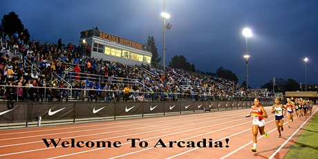 Arcadia Invitational - 2021 Credentials Payment Page tickets
