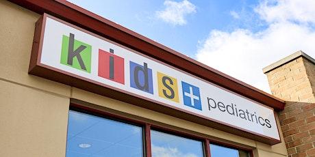 COVID Vaccine Clinic at Kids Plus Pediatrics CRANBERRY tickets
