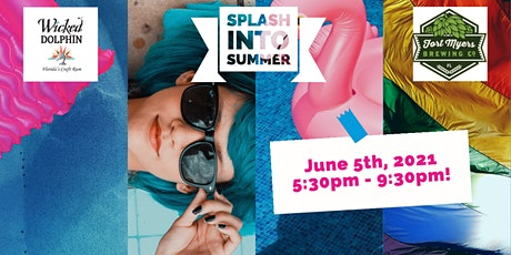 Splash Into Summer With PRIDE tickets