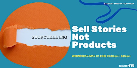 Sell Stories Not Products tickets