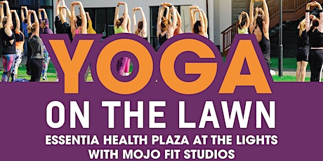 Yoga at The Lights with Mojo Fit Studios tickets