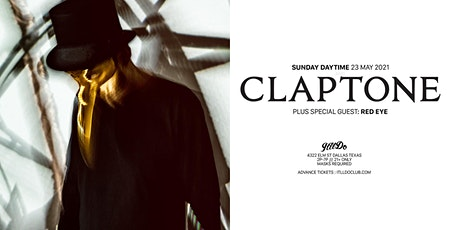 Claptone at It'll Do Club: Day Party tickets