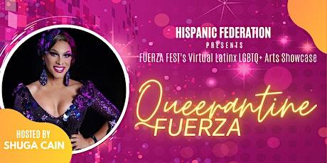 Queerantine Fuerza 2021 tickets