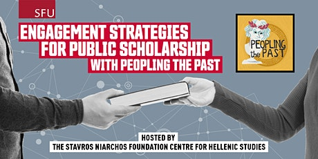 Engagement Strategies for Public Scholarship with Peopling the Past tickets