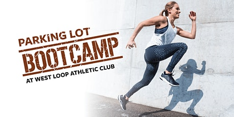 Parking Lot Bootcamp WAC 5/16  and/or  5/23 10:00 AM tickets