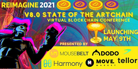 State of the Artchain - FREE 72 Hour LIVE Global Blockchain Conference biglietti