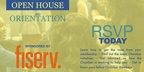 Membership Open House & Orientation tickets