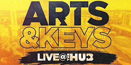 Arts & Keys Concert | Shamrok, Fabeyon, & T'Swan tickets
