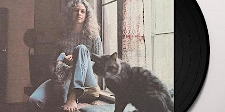 Virtual Tuesday Night Record Club: Carole King, Tapestry tickets