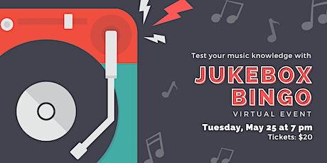 Jukebox Bingo tickets