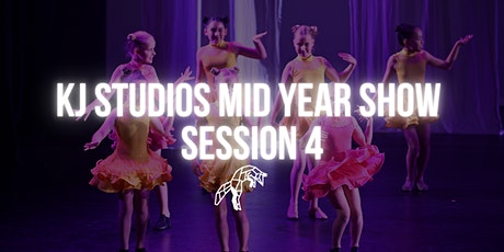 KJ Studios Mid year show- SESSION 4 tickets
