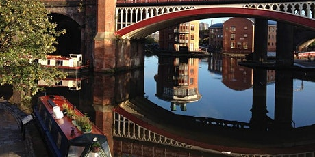 Exploring the Grand Canals of Manchester (walking the towpath) tickets